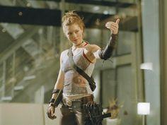 Jessica Biel as Abigail Whistler in Blade Trinity (2004)