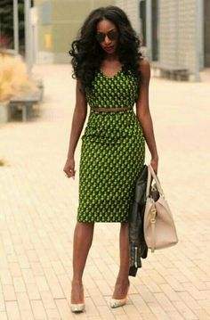 Amazing Ankara Style Inspiration For Spring/ Summer…. African Inspired Fashion, African Print Fashion, Africa Fashion, African Attire, African Wear, African Women, African Style, African Print Dresses, African Dress