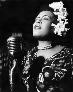 Billie Holiday classic strong sexy but not slutty. Classy woman ahead of her time, Pioneer for the diverse image of a woman