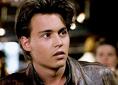- ̗̀ saith my he A rt ̖́- Johnny And Winona, Young Johnny Depp, Johnny Depp Movies, Hot Actors, Actors & Actresses, Junger Johnny Depp, Estilo Hipster, Cute Celebrities, Attractive People