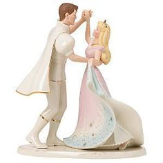Cake Toppers?  http://www.ebay.co.uk/itm/Lenox-Disney-Sleeping-Beauty-Once-Upon-/320698010876?pt=UK_Collectables_Disneyana_EH=item4aab174cfc#ht_631wt_702