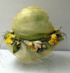 Picture hat  Paul Poiret ca 1921