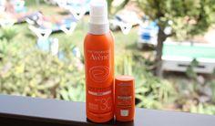 Avène Sonnenschutz Spray und Stick
