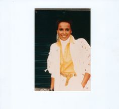 Shari Belafonte 4x6 Color Photograph