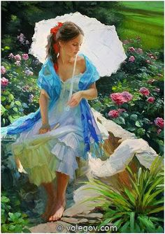 Paintings by © Vladimir Volegov ...