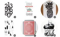 Imprimibles gratis: 18 láminas a alta resolución para decorar en blog.cosasmolonas.com http://blog.cosasmolonas.com/imprimibles-gratis-18-laminas-a-alta-resolucion-para-decorar/