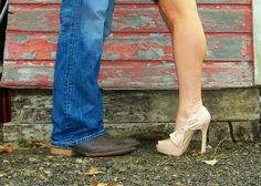 Country boy & city girl