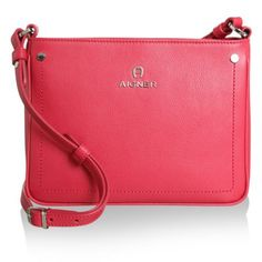 Aigner Tasche – Ava Small Crossbody Anemone Pink – in pink…