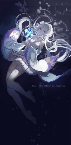 #re_zero_kara_hajimeru_isekai_seikatsu #re_zero #Emilia