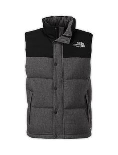 The North Face Men's Jackets & Vests MEN'S NUPTSE HEIGHTS VEST