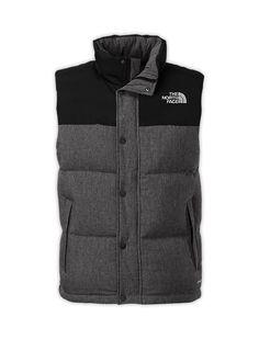 The North Face Men's Jackets & Vests MEN'S NUPTSE HEIGHTS VEST