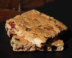 bernd's bakery: Müsli-Riegel / Granola Bars