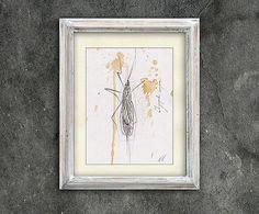 "artist | - rysunek ""CHRYSOPERLA RUFILABRIS"" FORMAT - 21 x 30 cm"