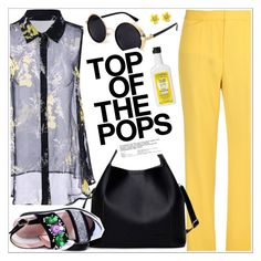 """""""Top of the pops"""" by teoecar ❤ liked on Polyvore featuring STELLA McCARTNEY, J.R. Watkins and WithChic"""