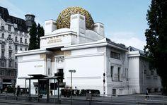 Vienna- palazzo della Secessione