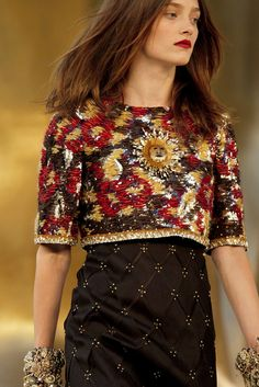 Chanel Fall 2010 Couture - Details - Gallery - Style.com