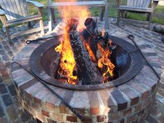 Carolina Kettles - some of the coolest, personalized fire pits around.