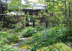 当設計室では、自然や四季を身近に感じることのできる、緑豊かな住まい環境を目指し、お庭作りをはじめ、さまざまな生活空間での暮らしのサポートをさせて頂いております。