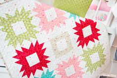 Fat Quarter Baby Blog Tour Day 1!