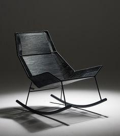 Costeña Rocking Chair. For Zientte / Artesanias de Colombia Design: Sergio Vergara