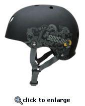 Sector 9 Mosh Pit CPSC Certified Longboard Helmet - Black