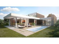 Lake Travis residence | House Plan 491-2 | Lake Travis House