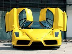 Ferrari Enzo Doors Open