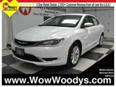 2015 Chrysler 200 Fo