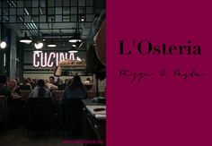 [My Berlin Places] L'Osteria