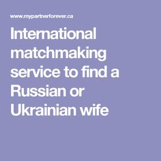 Matchmaking Russia Baltic Ukraine Search