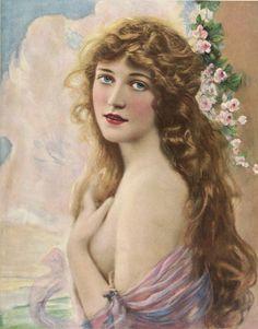 """saisonciel: """"Marion Davies, c. 1918 """""""