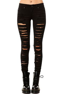 The Cat Fight Jean by Tripp NYC use rep code: OLIVE for 20% off!