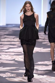 look 17 - Vera Wang Fall 2013 Ready-to-Wear Collection Slideshow on Style.com