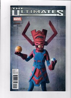 "ULTIMATES #11 Ltd 1:15 ""Cosplay"" variant presented by Marvel! NM"