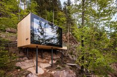 <p>Latched to a sunny plateau in Hafling (Avelengo) in the Dolomites, the boutique Miramonti sits within a carpet of hillside forest overlooking Merano with spectacular bird's eye vistas of captivatin
