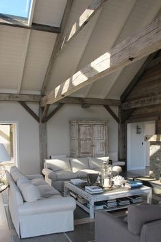 Barn House in the Land of the Long WhiteCloud - desire to inspire…