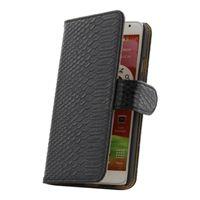Samsung Galaxy Note III Neo zwart Hagedis