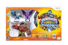 Skylanders Giants Starter Pack - Nintendo Wii: Video Games Online Video Games, Video Games For Kids, Online Shopping Canada, Skylanders, Christmas 2015, Xbox 360, Starter Kit, Pop Tarts, Nintendo Wii