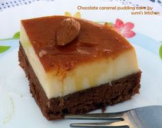 chocolate caramel pudding cake more pudding cake chocolate caramels