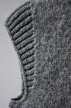 Ravelry KatLinn s Boardwalk Knit Vest Pattern, Sweater Knitting Patterns, Knitting Stitches, Crochet Patterns, Hand Knitting, Tricot Simple, Baby Sweaters, Knitting Projects, Knit Crochet