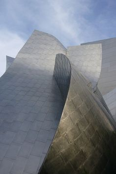 Walt Disney Concert Hall in Los Angeles, California #wanderingsole