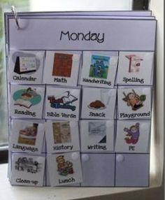 workboxes #homeschool