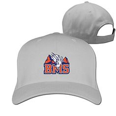 Men Women Blue mountain state Beach Baseball Visor HatHiphop (6 colors) -- Awesome products selected by Anna Churchill