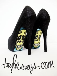 Heels by Taylor Reeves; Taylorsays.com