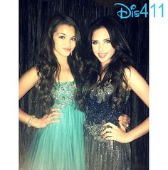 Beautiful Photos: Paris Berelc At Ryan Newman's Sweet 16 Birthday Party April 27, 2014