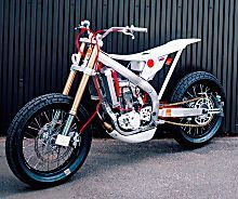 Swedish minimalism: Marcus Moto Design's Honda Tracker