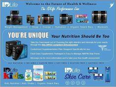 #idlife the future of #health and #wellness. goodrich.idlife.com