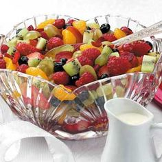 Jeweled Fruit Salad Recipe