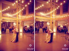 Architectural Artifacts Wedding Photos Of Julie And Brett First Dance
