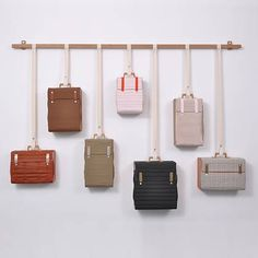 Double Duty For Handbags | Hunie